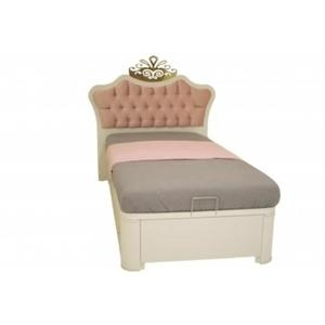 t te de lit princesse couronne. Black Bedroom Furniture Sets. Home Design Ideas
