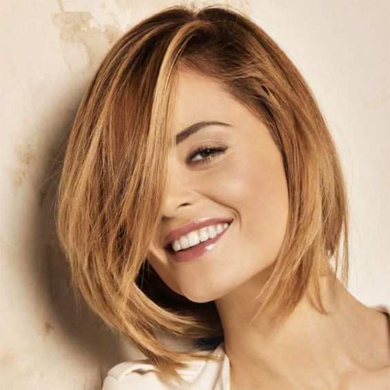 coupe cheveux carre gonflant