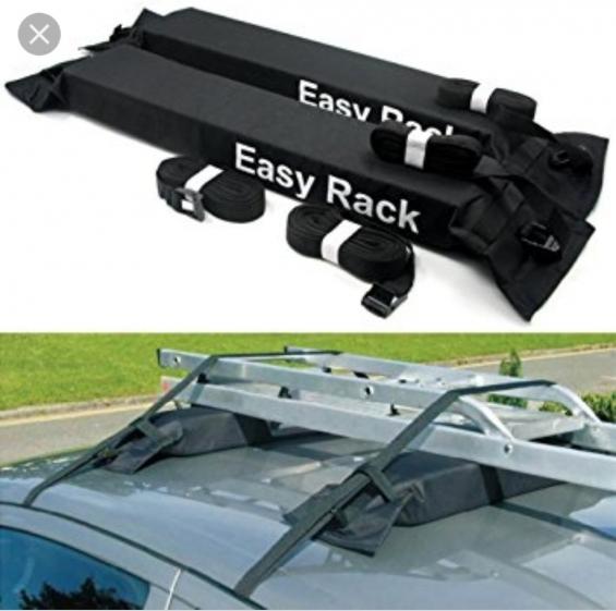 qui deja monter des barres de toit souple sur sa voiture. Black Bedroom Furniture Sets. Home Design Ideas