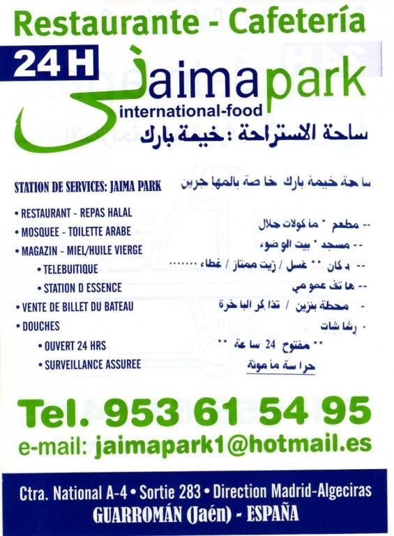 jaimapark info route du bled pam hafid. Black Bedroom Furniture Sets. Home Design Ideas
