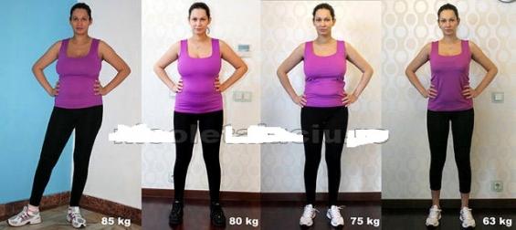 La perte de poids - Photos du forum - Taki rumba (DB)