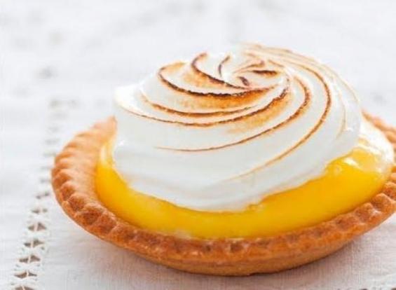 La plus belle youtubeuse - Recette tarte au citron sans meringue ...