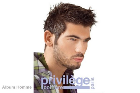 Lisser cheveux maghrebins homme