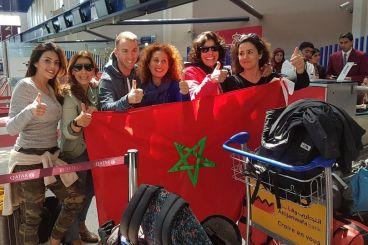 Tanzanie : Cinq Marocaines guidées par Nacer Ben Abdeljalil à l'assaut du Kilimandjaro
