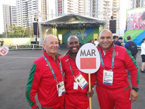 Photo/Fédération royale marocaine des sports équestres/Facebook
