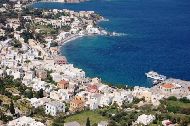 Tv Programme In Greek Island