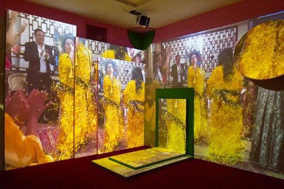L'exposition « Fly » de Meriem Bennani se poursuivra jusqu'au 28 août au MoMA PS1 de New York. / Thecreatorsproject