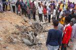Somalie : Un attentat à la voiture piégée fait 26 morts et 56 blessés