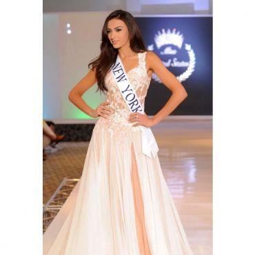 Etats-Unis : Imane Oubou, classée 2ème au concours de Miss United States