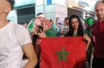 CAN 2019: De nombreux Marocains ont célébré la victoire de l'Algérie en finale