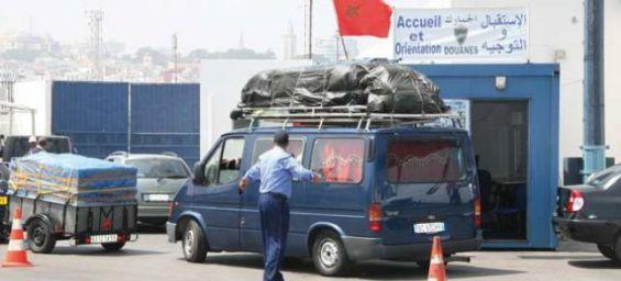 maroc : un espagnol arrêté à tanger avec un avion démonté dans le