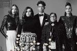 Italie: La mannequin maroco-britannique Nora Attal fait la Une de Vogue