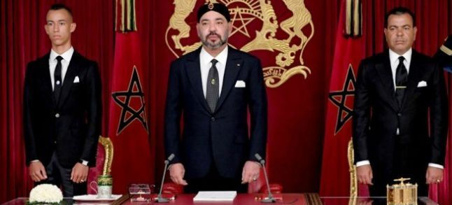 King Mohammed VI : «It is not right that one in four youths should be unemployed»