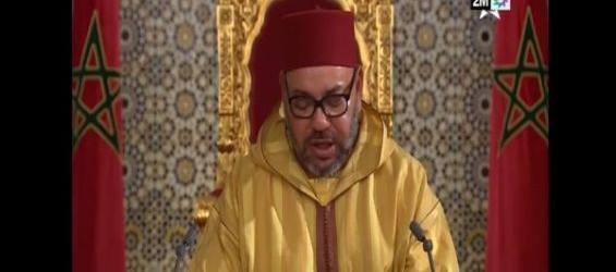 Révolution du roi et du peuple : Un discours royal en rupture avec celui de la fête du Trône