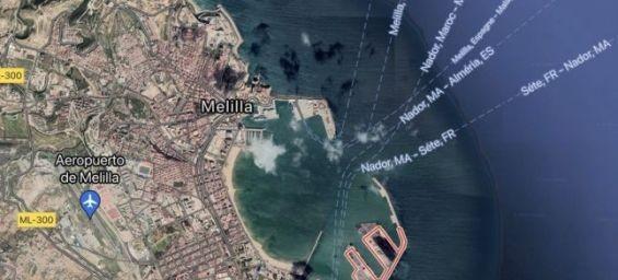 Melilla : La liaison maritime avec Ghazaouet évincée au profit de Beni Nsar ?