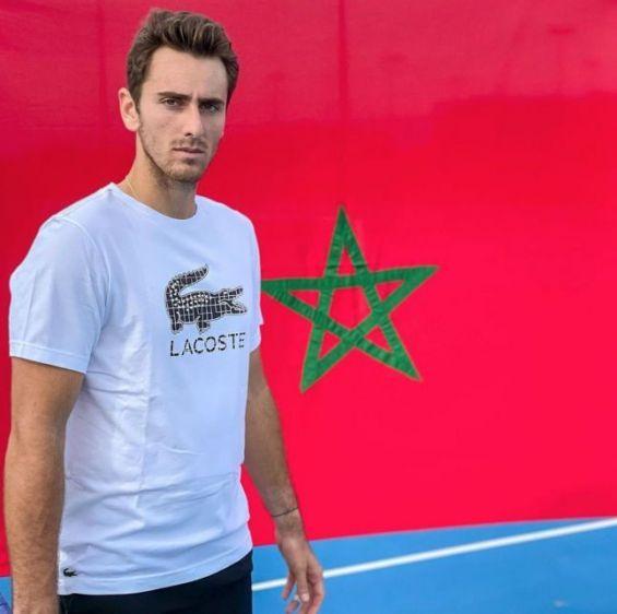 Tennis : Le Français Elliot Benchetrit annonce défendre les couleurs du  Maroc en Coupe Davis et aux JO