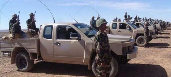 El Guerguerate : L'armée mauritanienne en état d'alerte générale