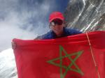 Mohamed VI félicite l'athlète marocain Nacer Ibn Abdeljalil pour son ascension de l'Everest
