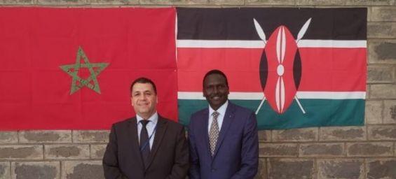 Sahara : L'ambassadeur du Maroc invite le Kenya à réviser sa reconnaissance de la «RASD»