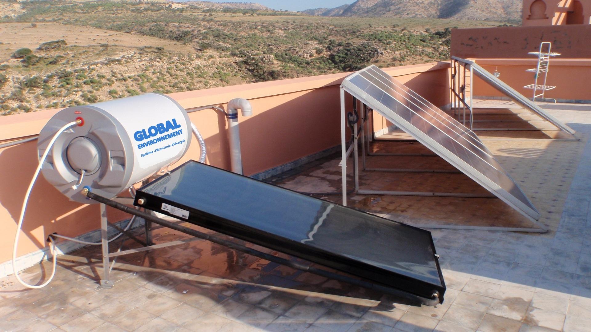 f s une convention sign e pour d velopper un chauffe eau solaire marocain. Black Bedroom Furniture Sets. Home Design Ideas