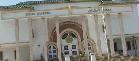 Terrorisme dix femmes d f r es devant la chambre for Chambre criminelle