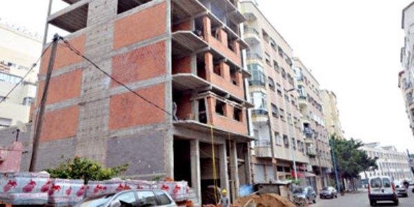 Immobilier au maroc flamb e du prix du m2 en 2013 for Appartement prix du m2