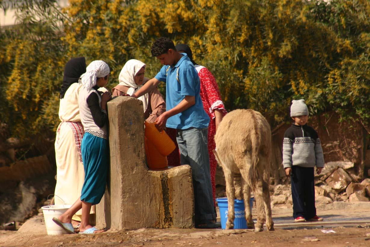 Onee 4 5 milliards de dirhams pour la g n ralisation de - Office national de l eau et des milieux aquatiques ...