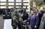 Le roi Mohammed VI visite le siège de la DGST
