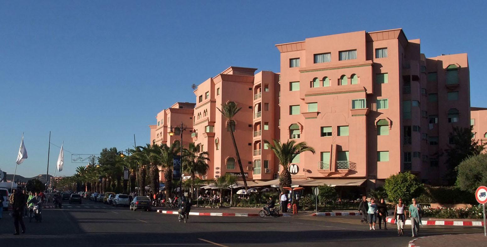 Immobilier marrakech le prix des bureaux largement for Prix des bureaux