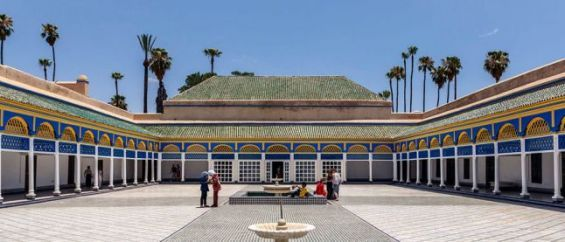 """Résultat de recherche d'images pour """"palais de la Bahia"""""""