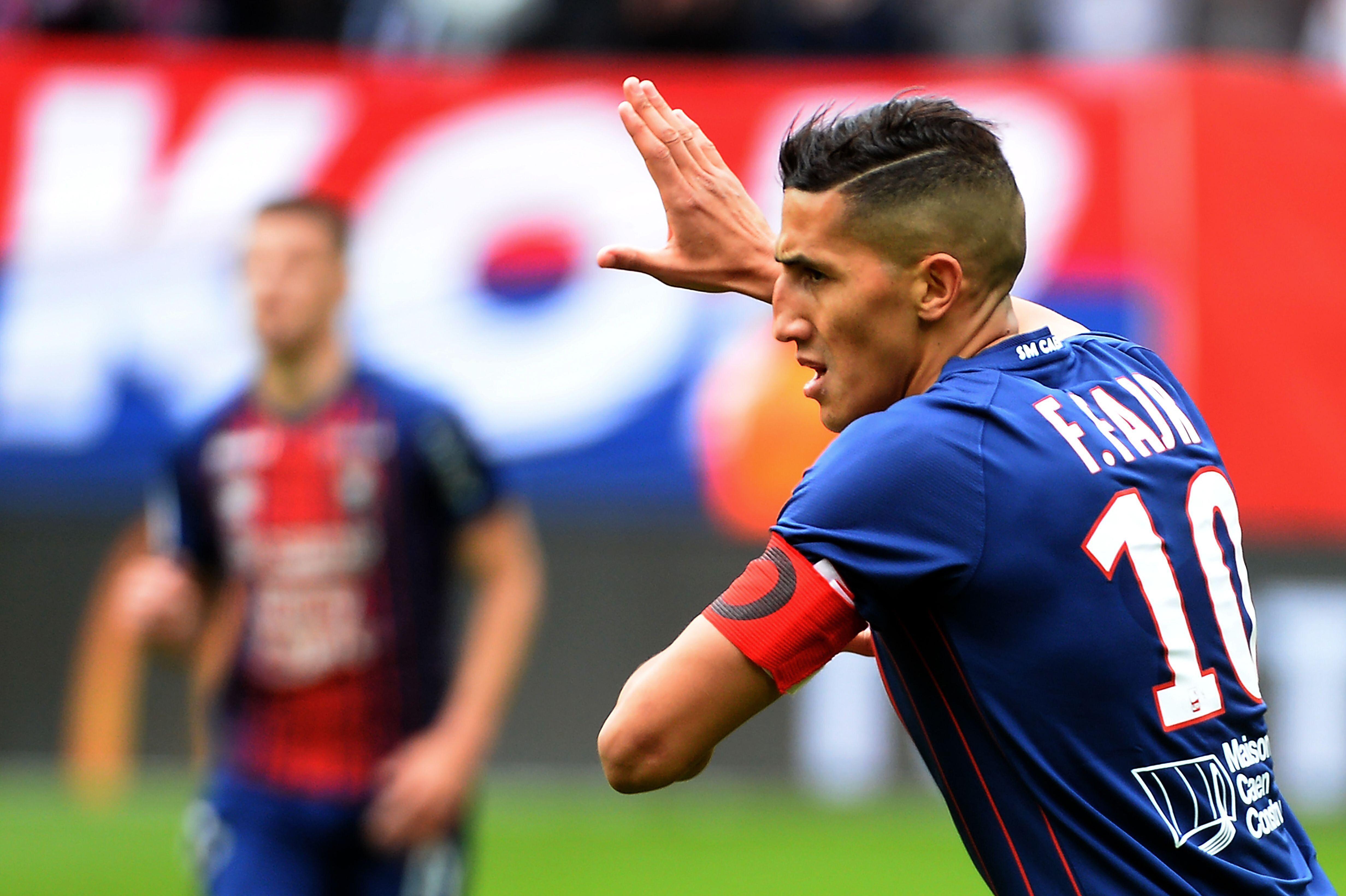 Football : Fayçal Fajr s'engage avec Getafe pour deux ans