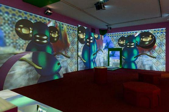 L'exposition « Fly » se poursuivra jusqu'au 28 août au MoMA PS1 de New York. / Thecreatorsproject