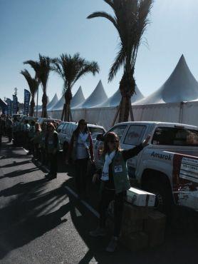 Rallye Aïcha des Gazelles / Photo Wafa - Yabiladi