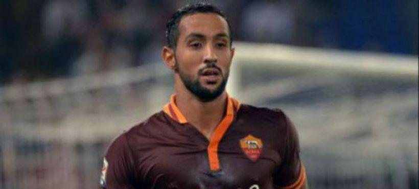 Championnat d'Italie : Avec deux nouveaux buts, Mehdi Benatia est le meilleur buteur de la Roma