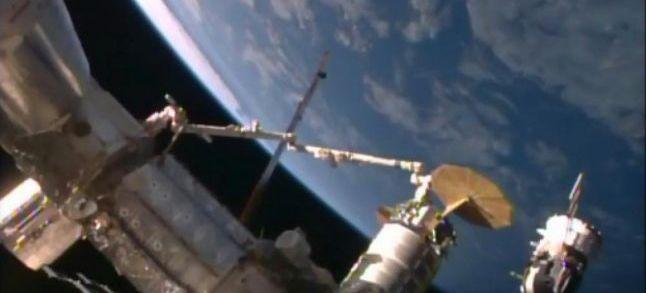 Maroc: La Station spatiale internationale visible ce soir à l'œil nu