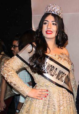 شيرين حسني ملكة جمال العرب لسنة 2018