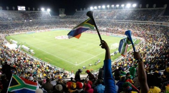 South Africa back Morocco in World Cup bid