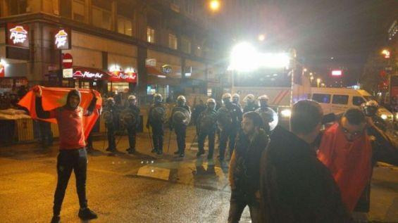 Un cinquième mineur interpellé, deux autres identifiés — Émeutes de Bruxelles