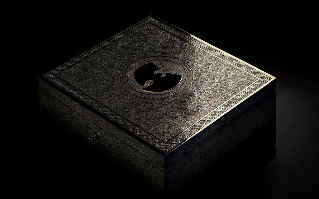 l 39 album secret du wu tang clan produit au maroc mis sur le site d 39 ench res ebay. Black Bedroom Furniture Sets. Home Design Ideas