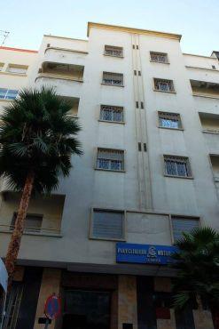 La clinique se trouve dans un immeuble de l'avenue Mers Sultan à Casablanca / Archive - DR