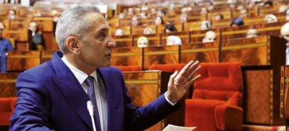 Moulay Hafid Elalamy plaide la cause des vendeurs ambulants à la Chambre des représentants