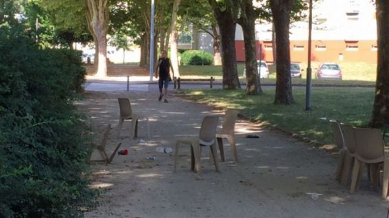 Sept blessés, dont un grave, après des coups de feu — Beaune