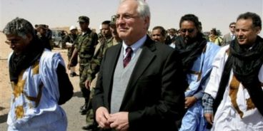 Sahara : Après la lettre de dix sénateurs US, Christopher Ross en renfort