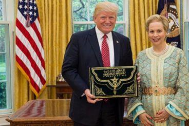 Après un an de présidence Trump, comment se portent les relations entre le Maroc et les Etats-Unis ?