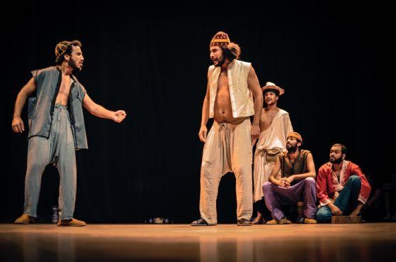 Art de la halqa : La pièce marocaine Arrabouz en tournée en Europe