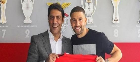 Benfica Lisbonne prolonge son contrat avec Adel Taarabt jusqu'en 2023