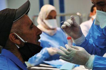 Covid-19 au Maroc : 703 nouvelles infections et 5 décès ce mercredi