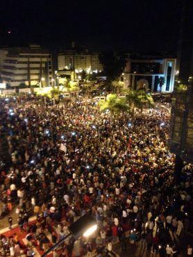 Marche contre Amendis du samedi 24 octobre à Tanger / DR
