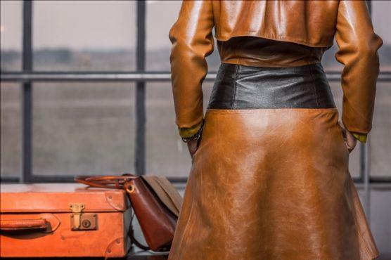 Le teaser de la deuxième collection. / Ph. AD Fashion Studio