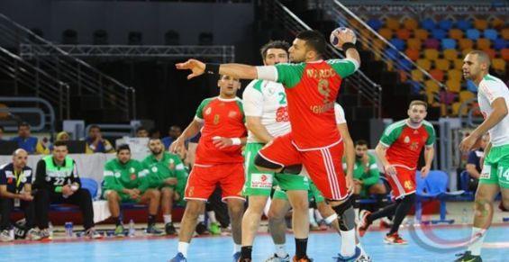 CAN Handball : la Tunisie remporte son 1e match face au Cameroun